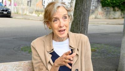 Barbara Schneider:ehemalige Basler Baudirektorin und Alt Regierungsrätin. (Kenneth Nars)