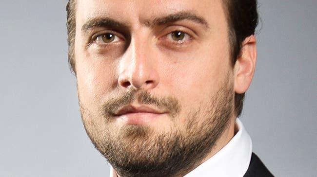 Neuer Chefredaktor von Blick«.»ch und damit auch von «Blick TV»:Sandro Inguscio, bisheriger Nachrichtenchef von «Blick». (Ringier)