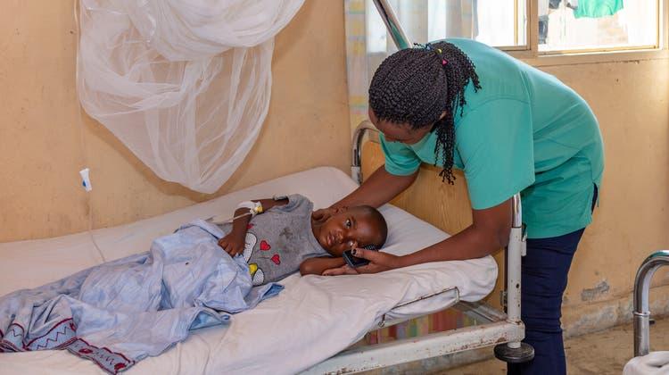 Burundikids-Spital: Im Centre Médical Hippocratewerden alle Patienten behandelt, ob sie zahlen können oder nicht. (zvg / Markus Raub)