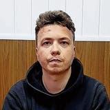 Freund des verhafteten Bloggers: «Ich erkenne Spuren von Schlägen auf diesen Bildern»