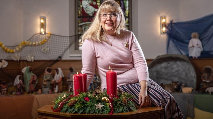 Pfarrerin Nadine Hassler Bütschi freut sich über das Ende des Singverbots. (Chris Iseli / WYS)