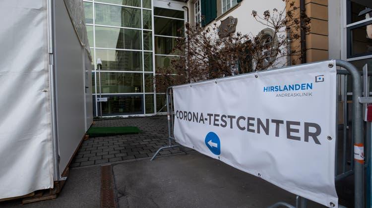 Mittlerweile betreibt die Hirslanden-Gruppe in vielen Kantonen Impfzentren. (Bild: Stefan Kaiser)
