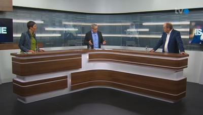 Worum geht es wirklich in der Debatte ums Spital Wattwil? Gesundheitsdirektor Bruno Damann und SP-Nationalrätin Barbara Gysi streiten aufTVO um die Grundsatzfrage