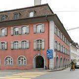 Im Rathaus in Bad Zurzach befindet sich auch das Bezirksgericht. (Sandra Ardizzone)
