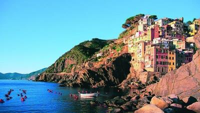 Die Cinque Terre ist bei Touristen beliebt. (zvg)