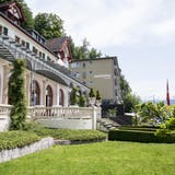 Das Hotel Seeburg in Luzern ist Gegenstand juristischer Streitereien zwischen dem ehemaligen Pächter und der Eigentümerschaft. (Bild: Manuela Jans-Koch)
