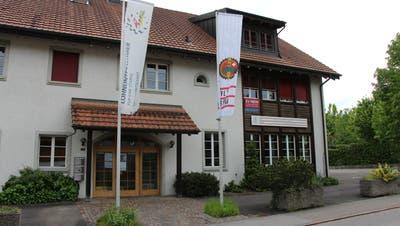 Das SVLT-Gebäude an der Ausserdorfstrasse 31 in Riniken: Rechts käme der Laden hin.. (Bild: Louis Probst)