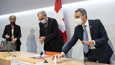 Verhandlungen gescheitert: Bundesrat beerdigt Rahmenabkommen ++ «Schweiz muss ihre Interessen schützen – Blockierungen durch EU sind sachfremd»