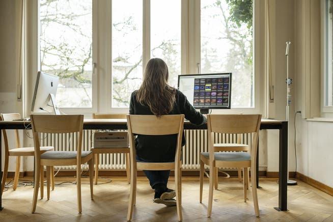 Fertig mit Home-Office, sofern die Firma testet.