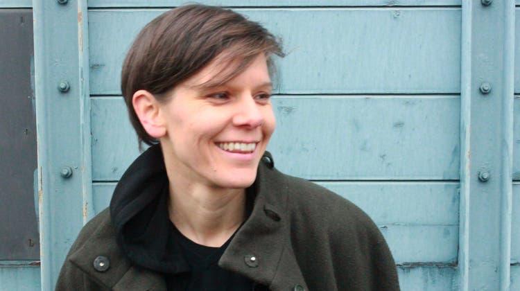 Daniela Dill, Spoken-Word-Autorin. (Der Gesunde Menschenversand)