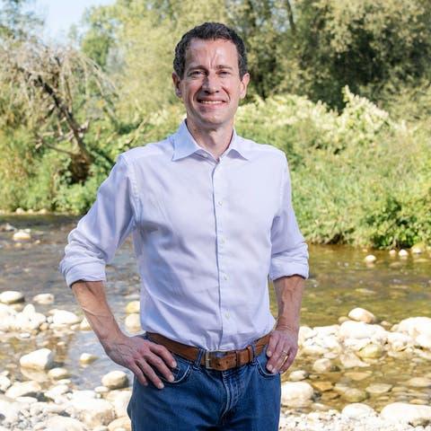 Matthias Betsche, Geschäftsleiter von Pro Natura Aargau.