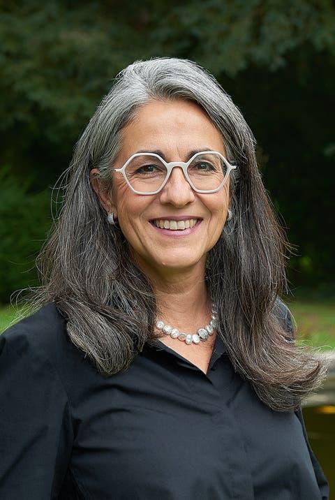 Kathrin Scholl, Präsidentin Aargauischer Lehrerinnen- und Lehrerverband