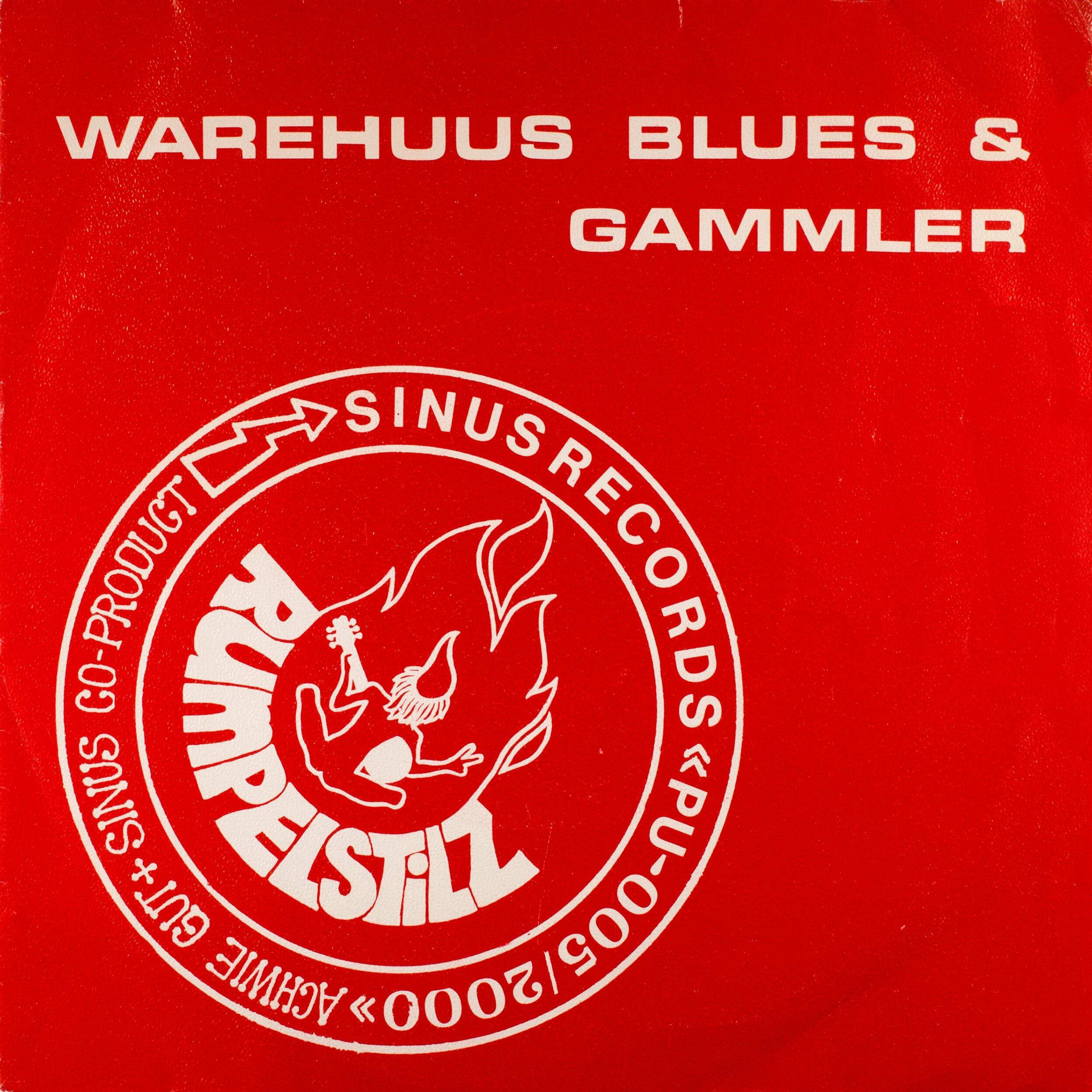 Rumpelstilz: Warehuus Blues/ Gammler (Bern 1973, Single)