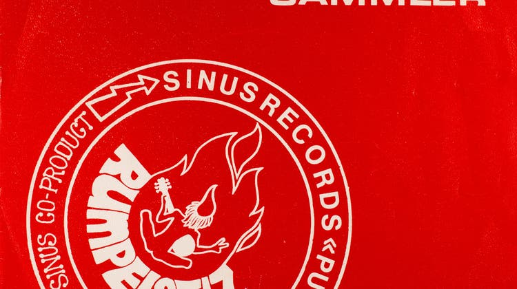 Rumpelstilz:Warehuus Blues/ Gammler (Bern 1973, Single) (Bilder: Archiv Mumenthaler, Archiv Hebeisen, zvg)