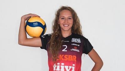 Die Amerikanerin Jaidyn Blanchfield kommt aus Finnland in die Schweiz. (zVg)