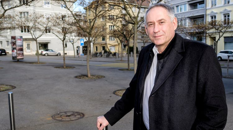 Hans-Peter Wessels ist«open for new opportunities». (Kenneth Nars)