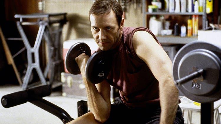 Kevin Spacey in besseren Tagen: als Lester Burnham 1999 in «American Beauty». Dafür gab es einen Oscar. (Bild: Imago)