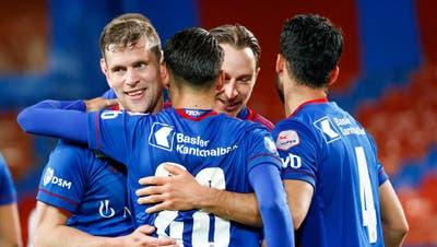 Auch in dieser Saison spielte kein FCB-Spieler mehr als Fabian Frei. (Marc Schumacher / Freshfocus)