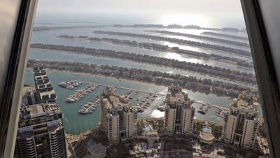 Ein Bauboom verlieh Dubai in den vergangenen Jahrzehnten ein neues Gesicht. (Bild: Kamran Jebreili / AP)