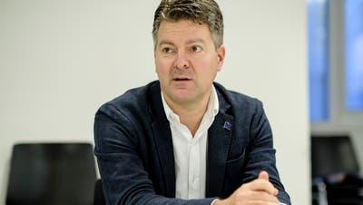 Sitzt für die CDU-Baden-Württemberg im EU-Parlament: Andreas Schwab (Kenneth Nars / BLZ)