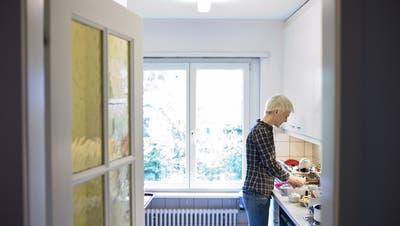 In Birrhard lebt es sich eher günstiger als in anderen Gemeinden
