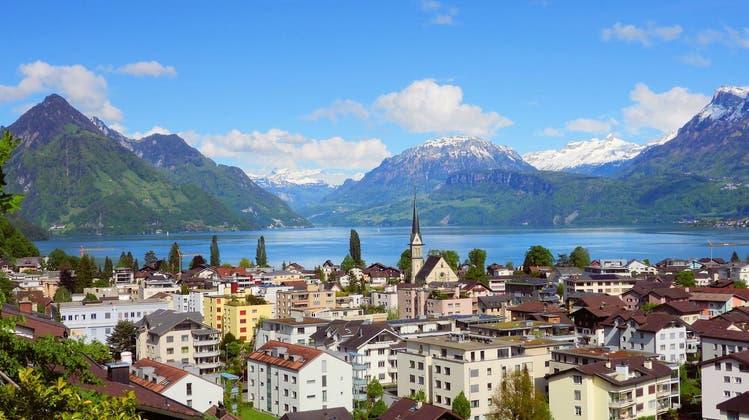 LZ-Quiz #61: Frühling in der Zentralschweiz: Wo befinden wir uns auf diesen Bildern?
