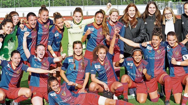 Ihre Ziele haben die FCB Frauen nicht erreicht, aber der Hunger nach einem Titel bleibt