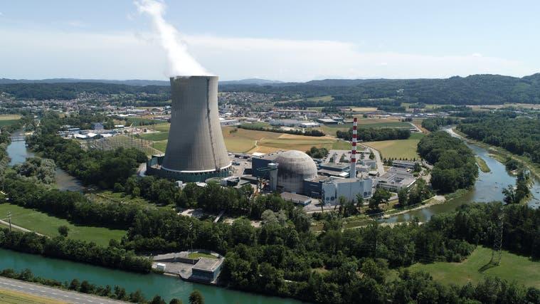 Gerade findet die Jahresrevision statt: derweil hielt das Kernkraftwerk Gösgen-Däniken eine schriftliche Generalversammlung ab und wählte zwei Mitglieder neu in den Verwaltungsrat (Archiv). (Bruno Kissling)