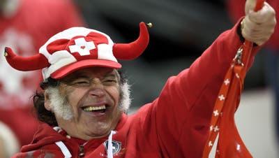 Bringt die Schweizer Nati ihre Fans an der EM zum Jubeln? (Keystone)