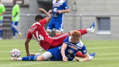 Die beiden Aargauer Erstligisten stehen kurz vor dem Restart. (Dani Mercier / Aargauer Zeitung)