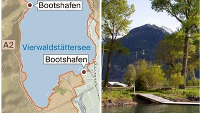 Ihm ist das Lachen vergangen. Raimund Rodewald, Geschäftsleiter der Stiftung Landschaftsschutz Schweiz, kritisiert die neueste Vision von Investor Samih Sawiris. (Bild: KEYSTONE)