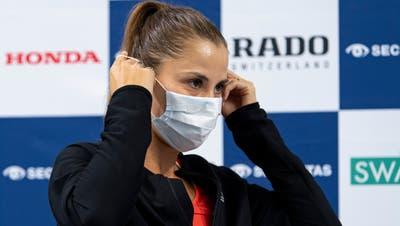 Bei den French Open gilt Belinda Bencic nicht zu den Favoritinnen. (Rodrigo Jimenez / EPA)