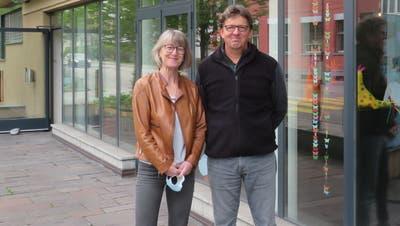 Franziska Meyer und Fritz Züger übernehmen den Gastrobetrieb im Wohler Chappelehof. (Bild: Marc Ribolla)