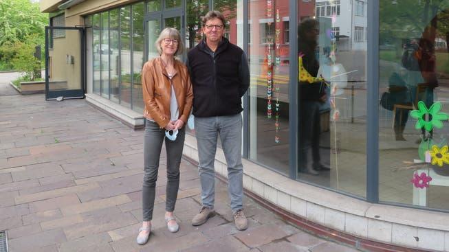 Franziska Meyer und Fritz Züger übernehmen den Gastrobetrieb im Wohler Chappelehof.
