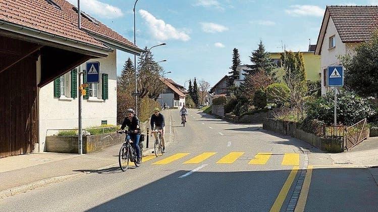 Pro Velo ortet im Eigenamt Mängel im kommunalen Gesamtplan Verkehr