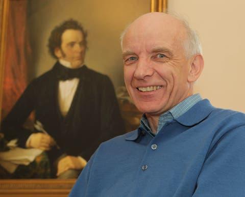 Schubertiade-Geschäftsführer Gerd Nachbauer