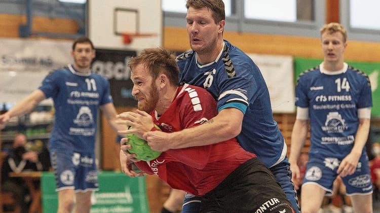 Zu viel diskutiert, zu wenig gespielt: Die Stanser Handballer «verlieren» einen Punkt
