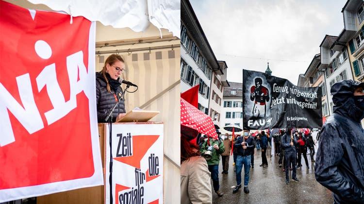 1. MaiI 2021 Solothurn (Michel Lüthi/Bilderwerft.ch / Solothurner Zeitung)