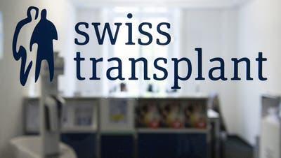 Die Zuteilungsstelle Swisstransplant registriert seit längerem eine Verknappung der Organspenden. (Keystone)