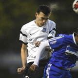Falls die Hinrunde noch zu Ende gespielt wird, muss der FC Lenzburg um den Klassenerhalt kämpfen. (Alexander Wagner)