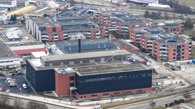 ZF Friedrichshafen startet eineFinanzierungsrunde mit Green Bonds. (PD)
