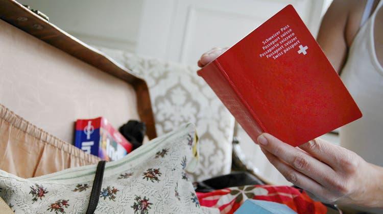 Packen Schweizerinnen und Schweizer bald ihre Reisekoffer? (Fabienne Arnet /Neue Luzerner Zeitung)