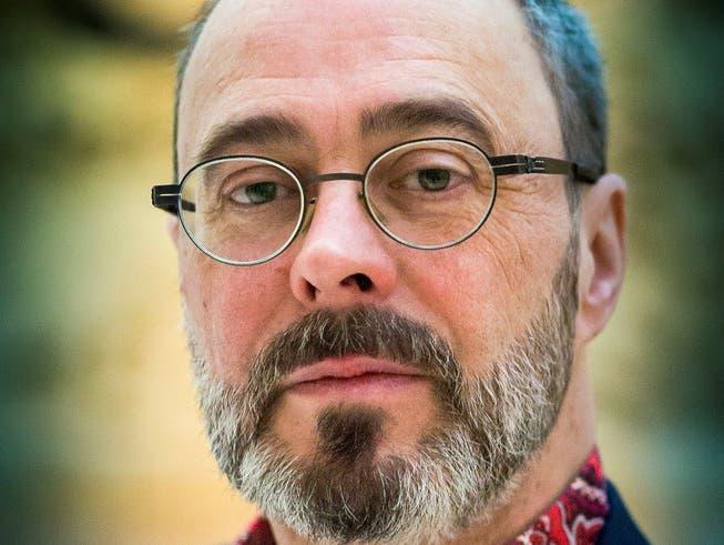 Michael Kleeberg liest am 6. Mai aus dem Roman «Glücksritter. Recherche über meinen Vater.»
