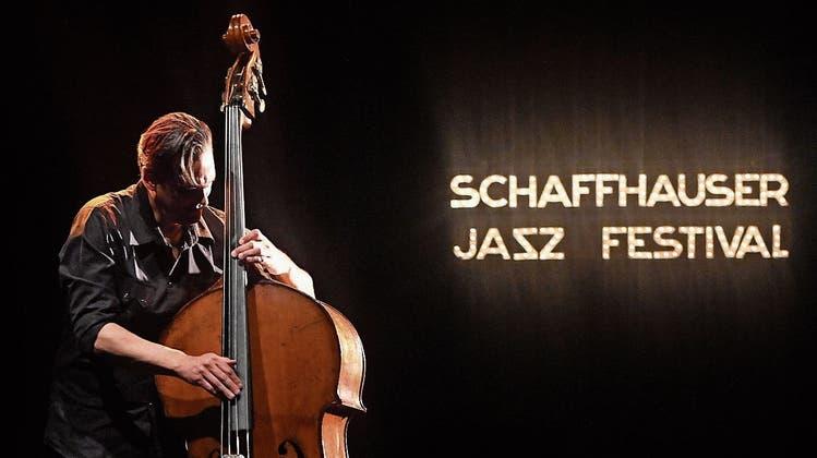 Jazzfestival Schaffhausen zwischen Freud und Leid