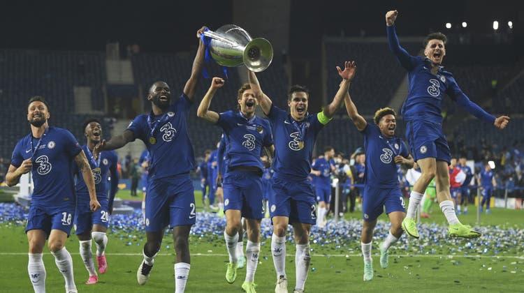 «Havertz haut Manchester City um, die Champions League gehört Chelsea»
