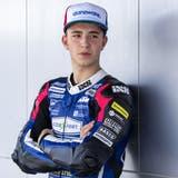 Der Schweizer Moto GP3 Motorradrennfahrer Jason Dupasquier ist am Sonntag seinen schweren Verletzungen erlegen. (Keystone)