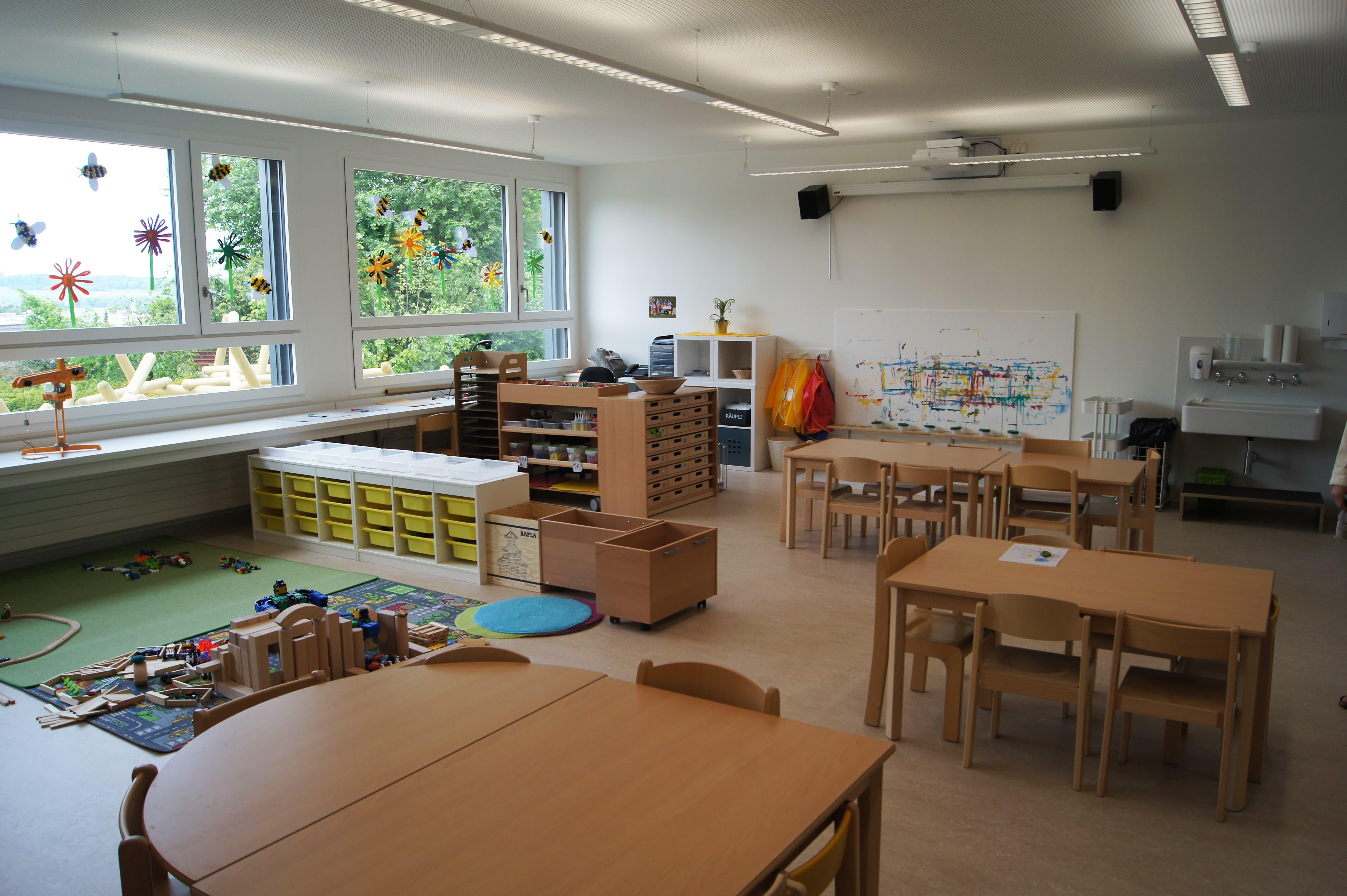 Die Gemeinde Uitikon erwartet in den nächsten Jahren einen Wachstumsschub an Einwohner. Deshalb wird die Zahl der Schülerinnen und Schüler bis zum Jahr 2025 auf gegen 600 steigen.