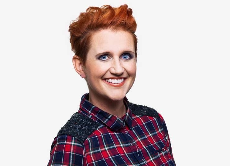 Steffi Buchli wechselte vom SRF zum privaten Sender MySports. Dort war die 42-Jährige bis Ende 2020 tätig. Seither arbeitet sie für die «Blick»-Gruppe als Sport-Chefin.