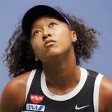 Sie wollte Ruhe, nun herrscht Sturm: Naomi Osaka. (Paul White / AP)