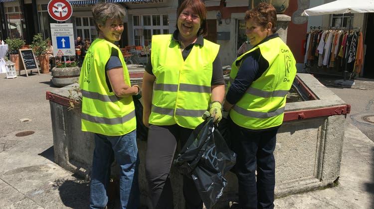 SVP Lenzburg verschiebt die 10. Ausgabe des Clean-Up-Days auf 2022